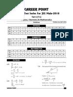 Sol. Rts Main & Advance (t 1) Smj Pcm 4-03-18