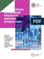 MASTER OFICIAL Diseno Proyectos Digitales Interactivos