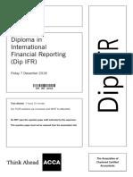 Dipifr 2018 Dec Qp
