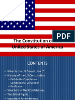 The Constitution of USA