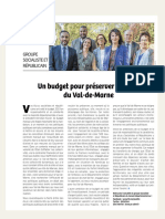 Tribune d'Avril 2019
