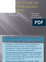 MEANING OF HUMAN RESOURCE PLANNING.pptx