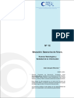 MS Brunner-Educacion Escenarios de Futuro-Nuevas Tecnologias y La Soc Info-1