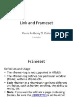 Link and Frameset.pptx