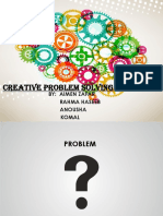 CREATIVE PROBLEM SOLVING.pptx