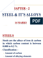 Ch - 2 Steels & Its Alloys.ppt