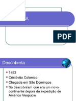 Geografia PPT - América