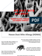 House Dust Mite Allergy