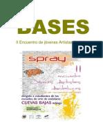 BASES II ENCUENTRO DE JÓVENES ARTISTAS ANDALUCES