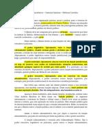 Direito Administrativo - Carreiras Jurídicas - Matheus Carvalho.docx