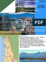 Clase i Zonas Naturales de Chile