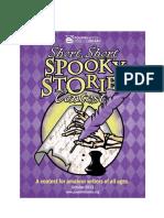 Spooky Stories 2013