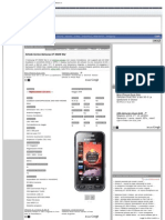 Samsung GT-S5230 Star - Scheda Tecnica Telefono Cellulare - PuntoCellulare.i