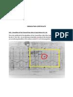 demolition certificate.docx