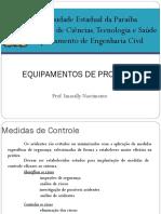 Aula - EQUIPAMENTOS DE PROTEÇÃO.pptx