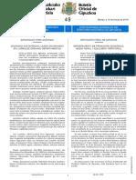 Normativa de Pesca Continental en Gipuzkoa 2019