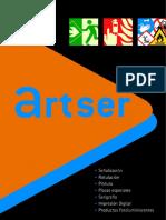 Catalogo General Artser 2016