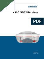 SinoGNSS T300 GNSS Receiver_User Manual_V1.05_ENG.pdf