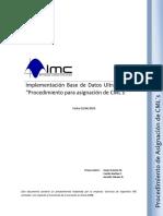IMC - Procedimiento de Asignación de CMLs.docx