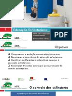 Educação Esfincteriana