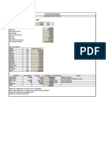 Epitome Cost Sheet Upto 3rd Floor