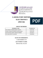 lab report electronic.docx