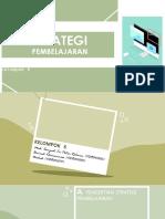 PPT Bab 6 Strategi Pembelajaran.pptx