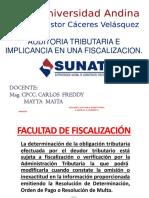 Auditoria Tributaria 2019 Diapositivas Ok