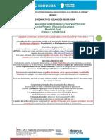 Bitácora aula múltiple - Lengua y Literatura - 2019 (1).docx