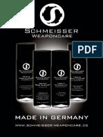Schmeisser Weaponcare