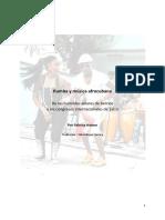 Rumba y Música Afrocubana