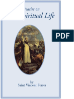 Treatise on the Spiritual Life - Saint Vincent Ferrer