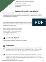Cómo Registrar La Edición de Un Libro o eBook en Argentina (2019)