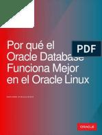 Oracle Database Esp