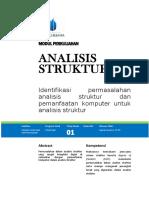 Modul Analisa Struktur II [TM1].docx