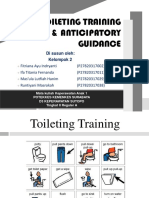 Toileting Training Ppt