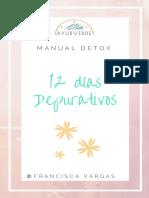 ayurverde manual detox