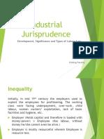 Industrial Jurisprudence 1.pptx