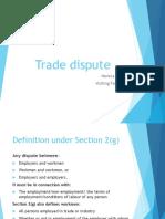 Trade dispute.pptx