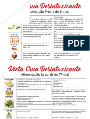 dieta de detoxifiere de 14 zile pdf