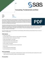 Load Forecasting Methods