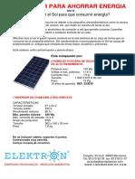 Energia Solar Para Su Casa
