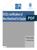 D2P5 IECEx CN Conference NonElectricalEquipment