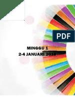 Divider Minggu Persekolahan 2019 Kumpulan B
