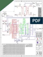 SH1-DHI-P1HAC-M-M01-PFD-5302 Boiler Flow Diagram for Water & Steam System_Rev2