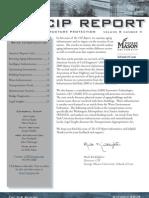 GMU the CIP Report Volume 8 Number 4