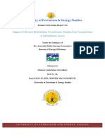 Summer Internship Report -Mansoor
