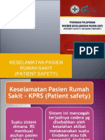 Pasient Safety 2017