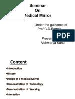 medical mirror  PPT1.pptx