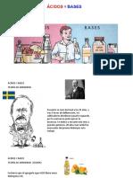 Acidos Bases PH Diapositivas